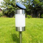 Immagine di lampione solare